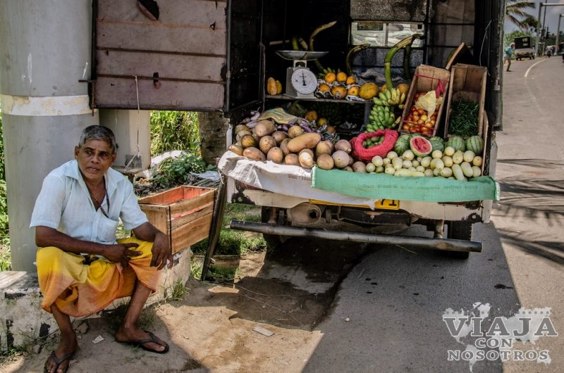 Platos más típicos de Sri Lanka