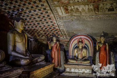 Como ir de Dambulla a Kandy