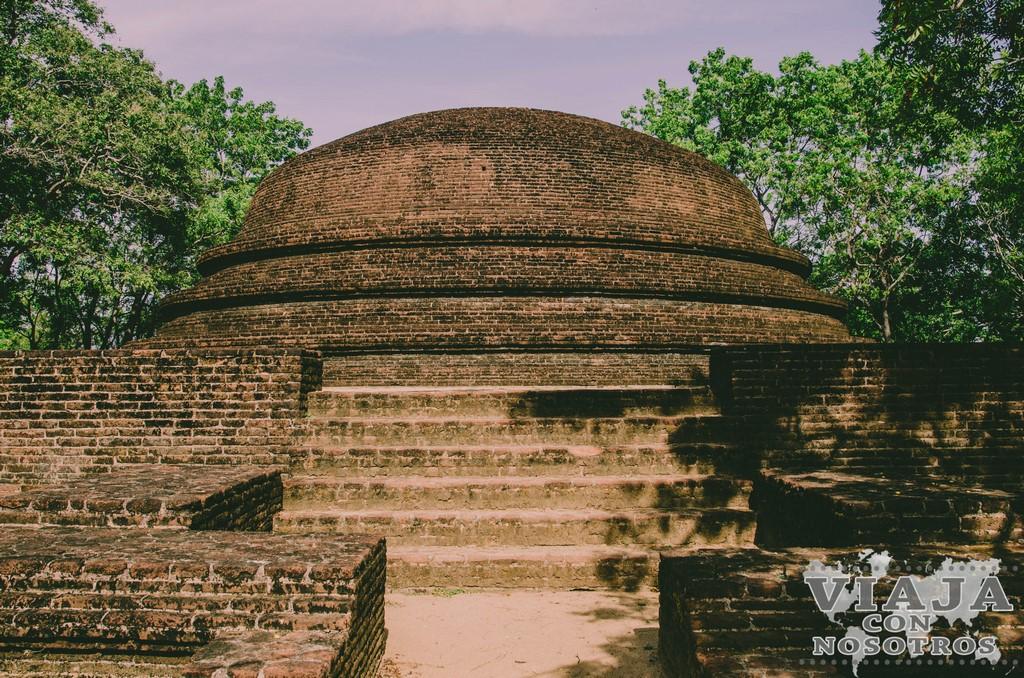 ciudad imperial de Polonnaruwa