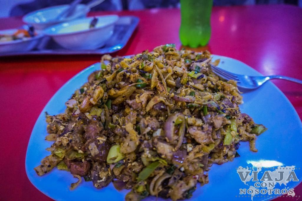 los mejores platos tipicos de Sri Lanka