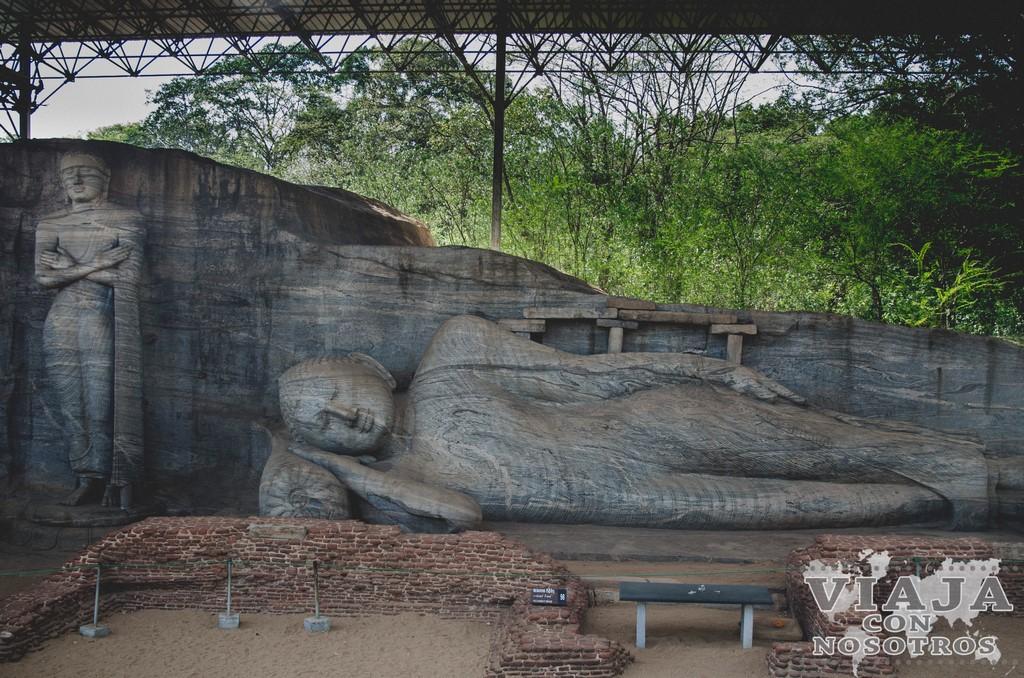 los mejores lugares que visitar en Polonnaruwa