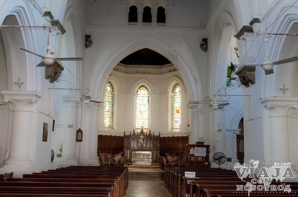 Iglesias de Galle
