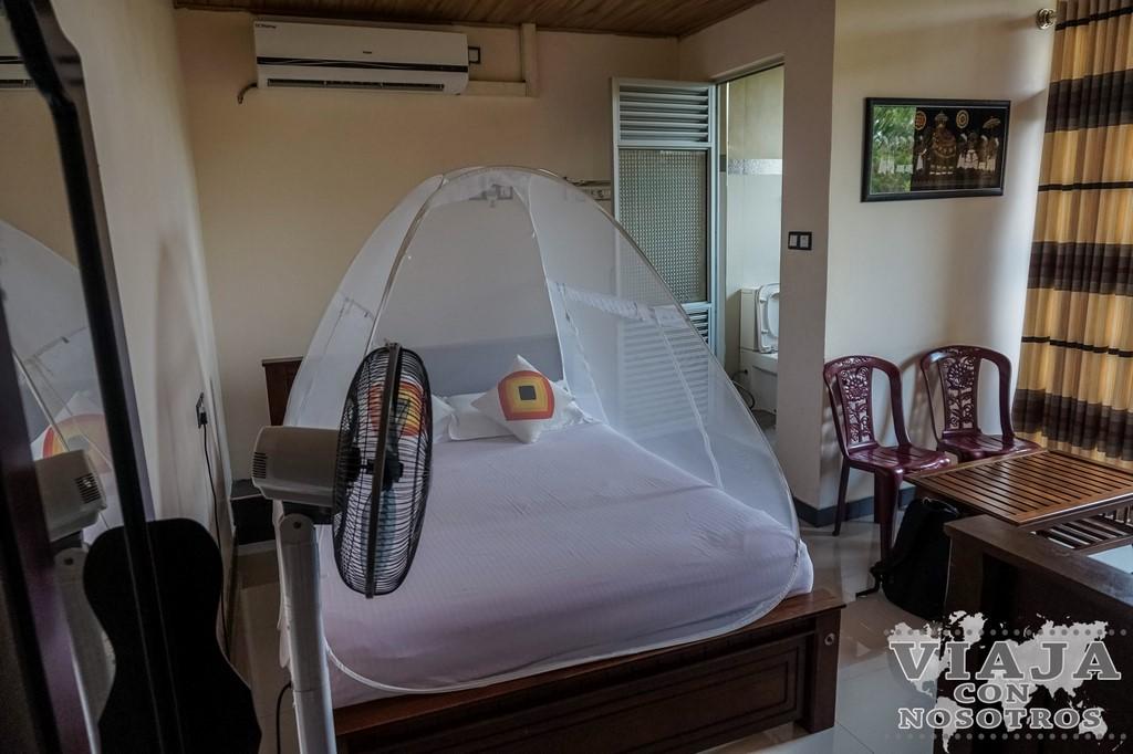 los mejores hoteles y mas economicos de Anuradhapura