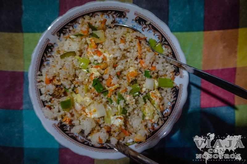 los mejores lugares para comer en Sigiriya