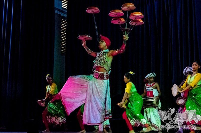 horariros y precios Cultural Dance show Kandy