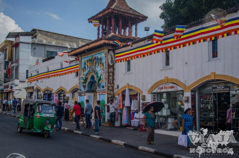 Templo Kataragama Devalaya Kandy