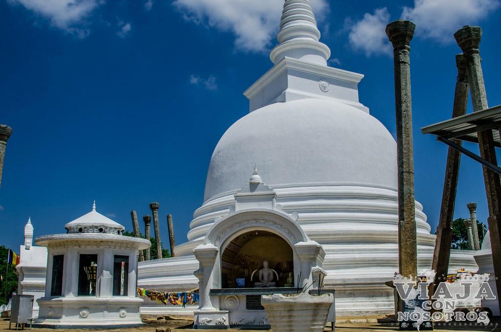 lankarama dagoba Anuradhapura