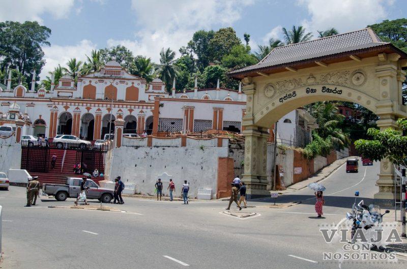 Mezquita Meera Maccam Jummah Masjid Kandy