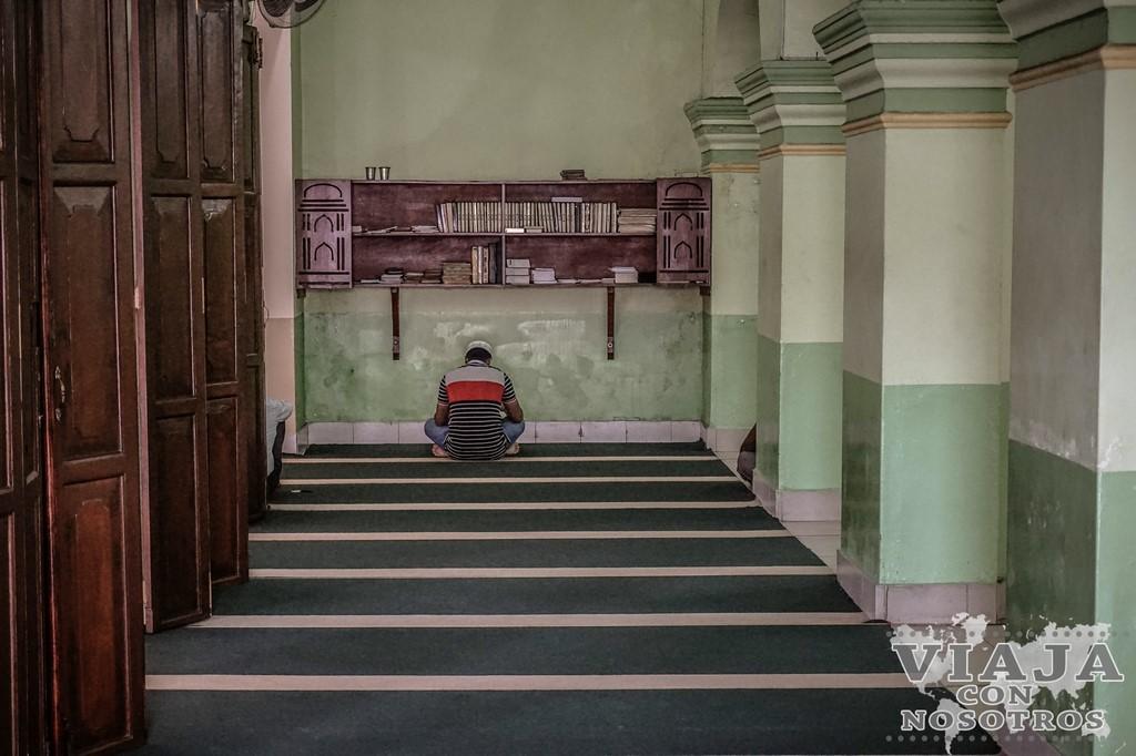 Mezquitas de Kandy Sri Lanka