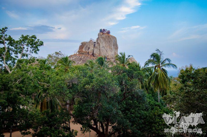 que ver en Mihintale Sri Lanka