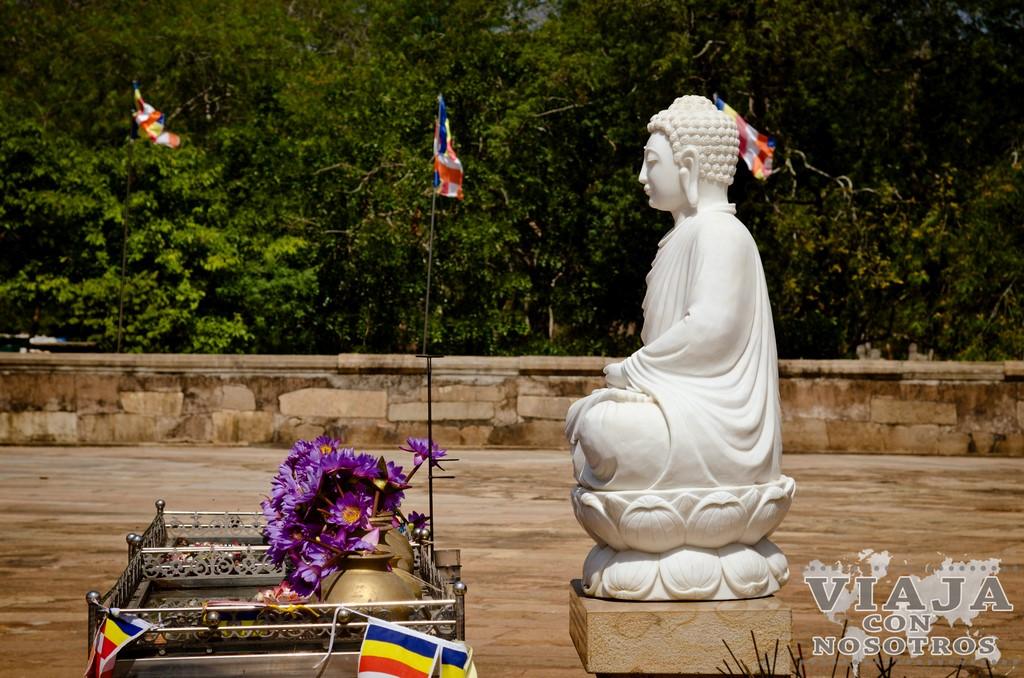 los mejores lugares para visitar en Anuradhapura