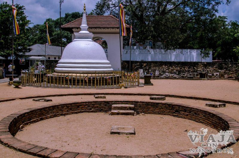 Los mejores Templos de Kandy