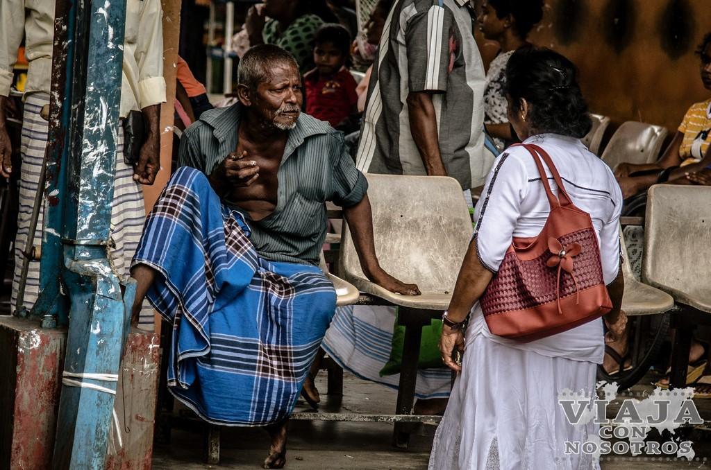 Como ir de Negombo a Anuradhapura en transporte público