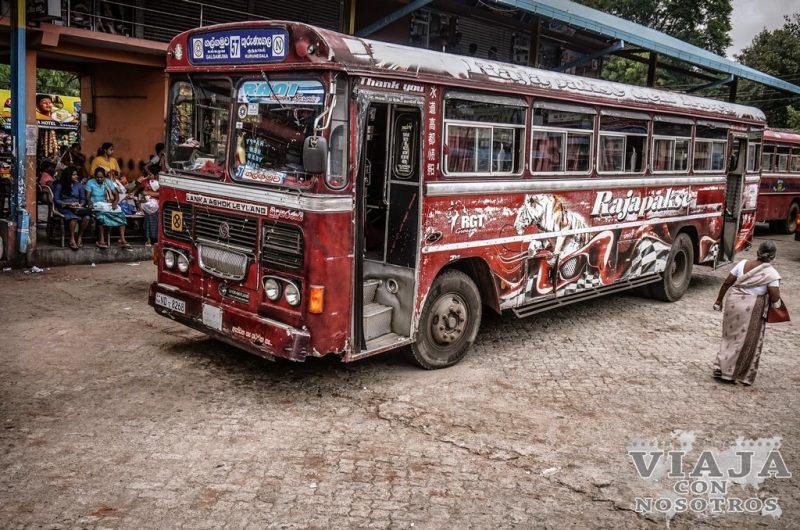 como llegar a Anuradhapura