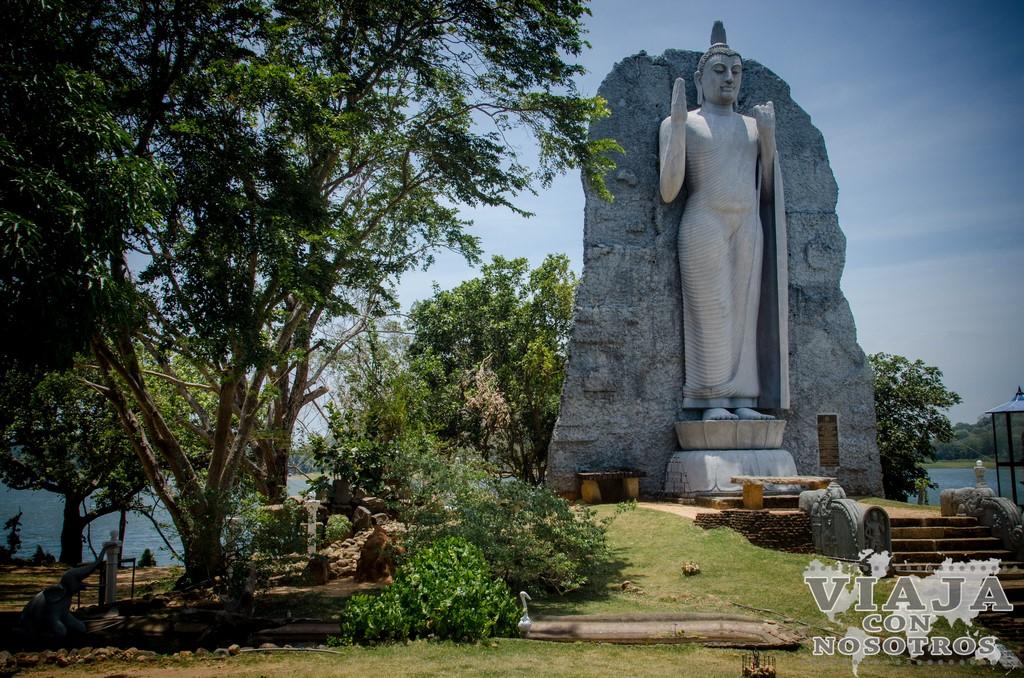 que ver y que hacer en Polonnaruwa