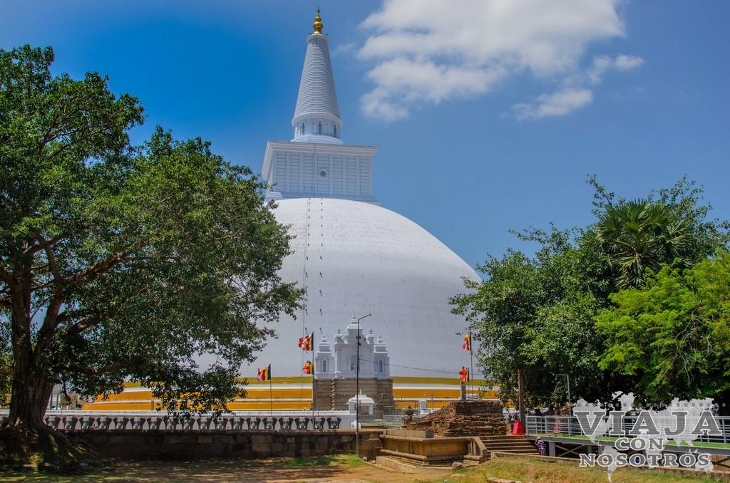 ruwanwelisaya dagaba Anuradhapura