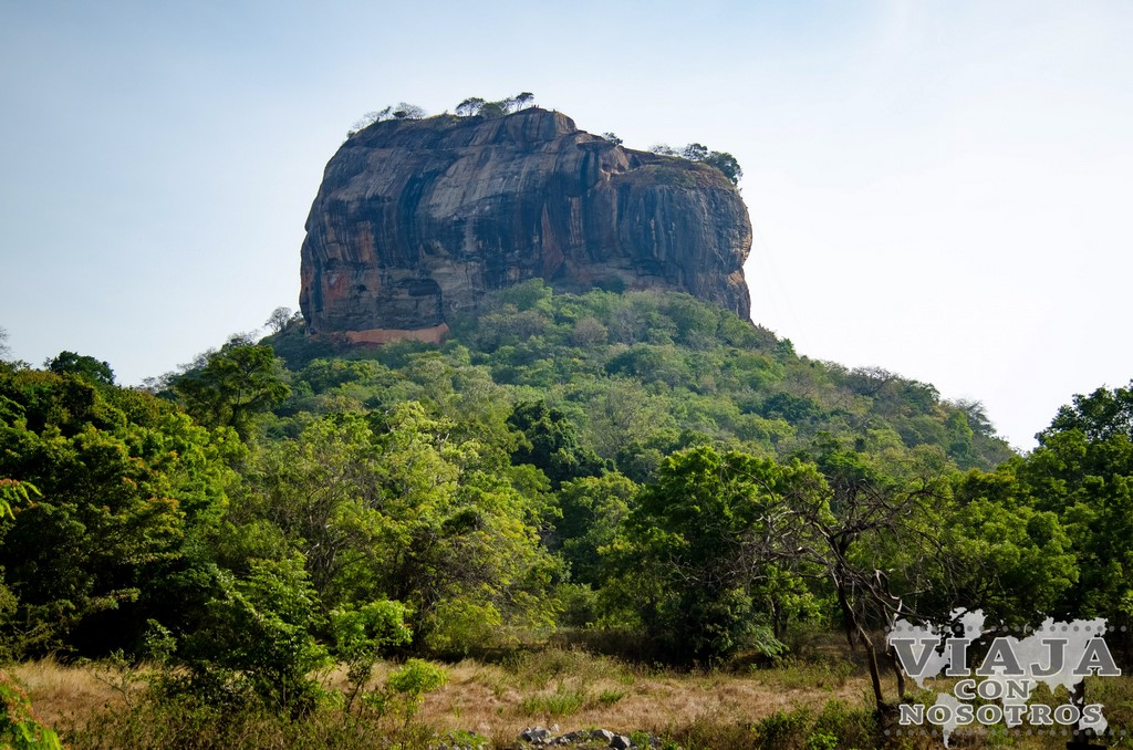 horarios y precios para subir a Sigiriya