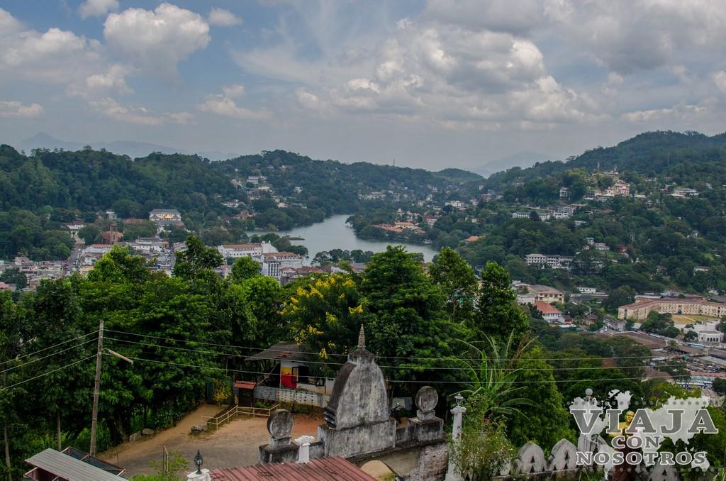 Las mejores vistas de Kandy