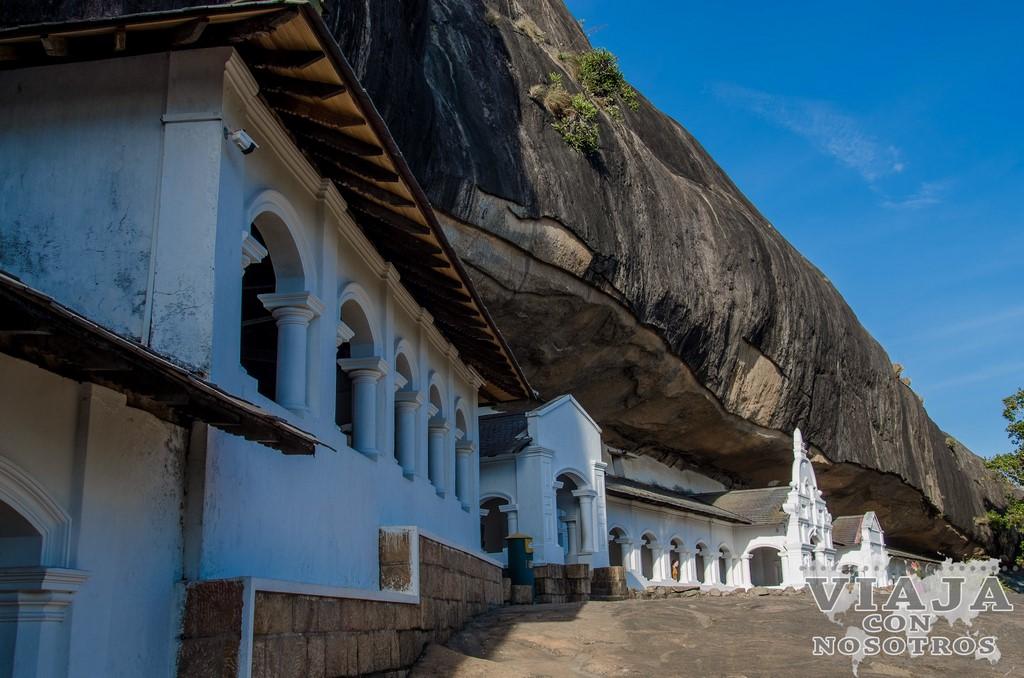 Toda la informacicón sobre las Cuevas de Dambulla