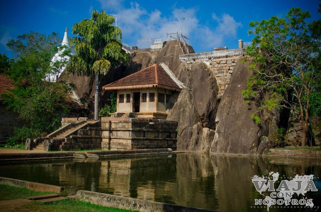 templo isurummuniya Anuradhapura