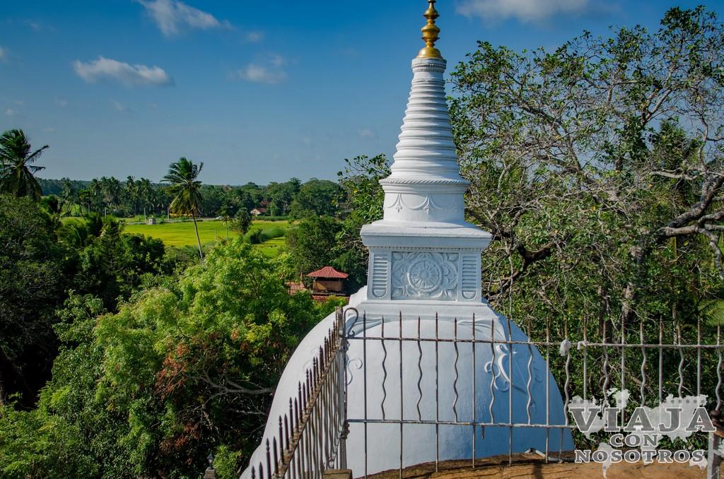 toda la informacion para visitar Anuradhapura