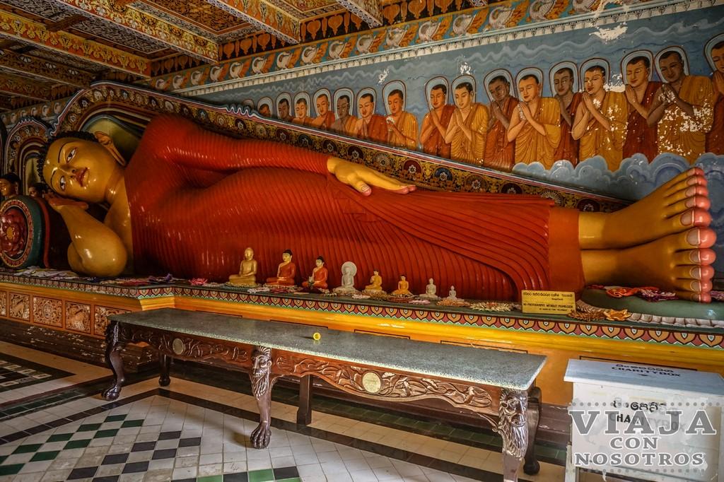 templo isurumuniya Anuradhapura
