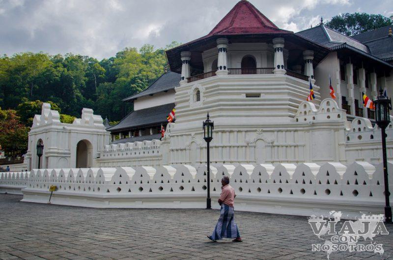 Templo Sri Dalada Maligawa Kandy
