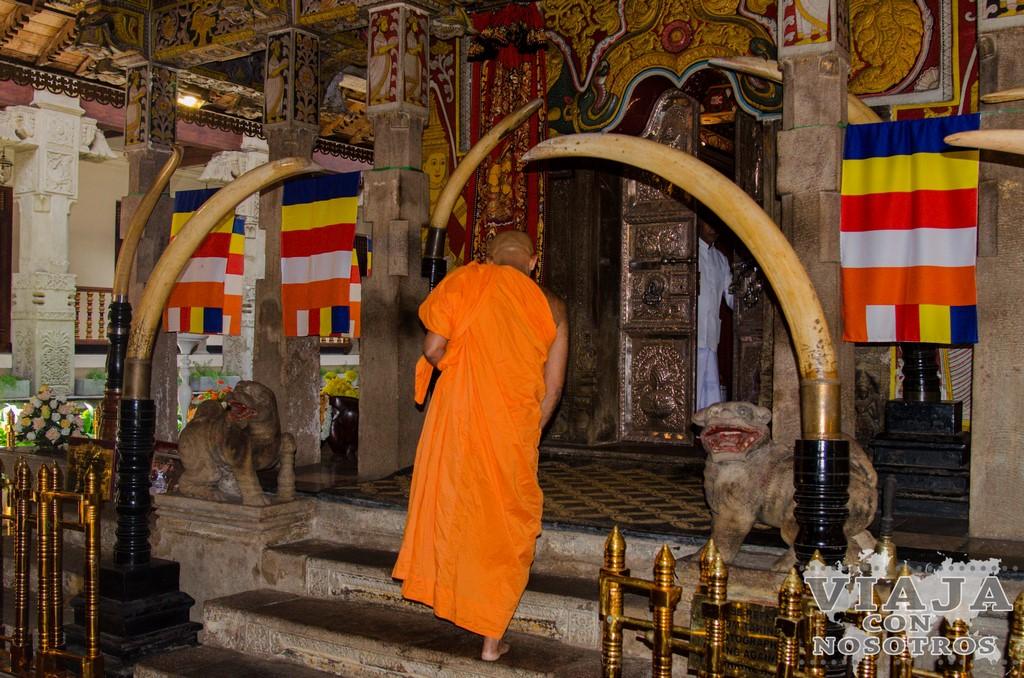 información para visitar Kandy