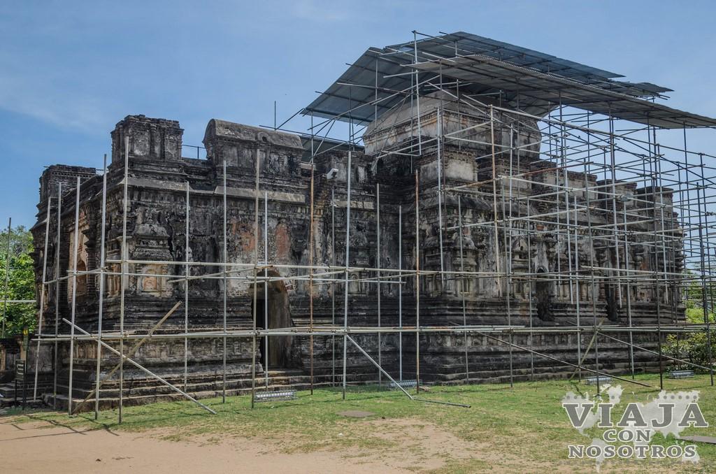 casa thuparama image house Polonnaruwa