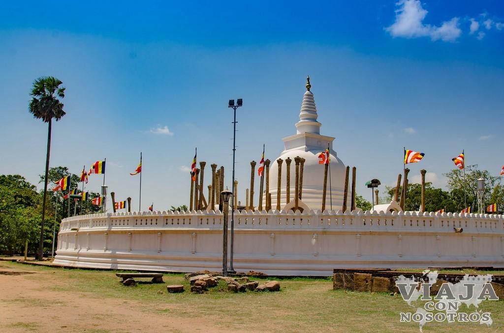 thuparama mawatha dagaba Anuradhapura