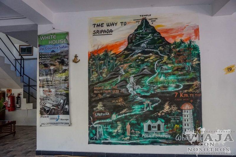 Consejos y recomendaciones para subir al Pico Adan