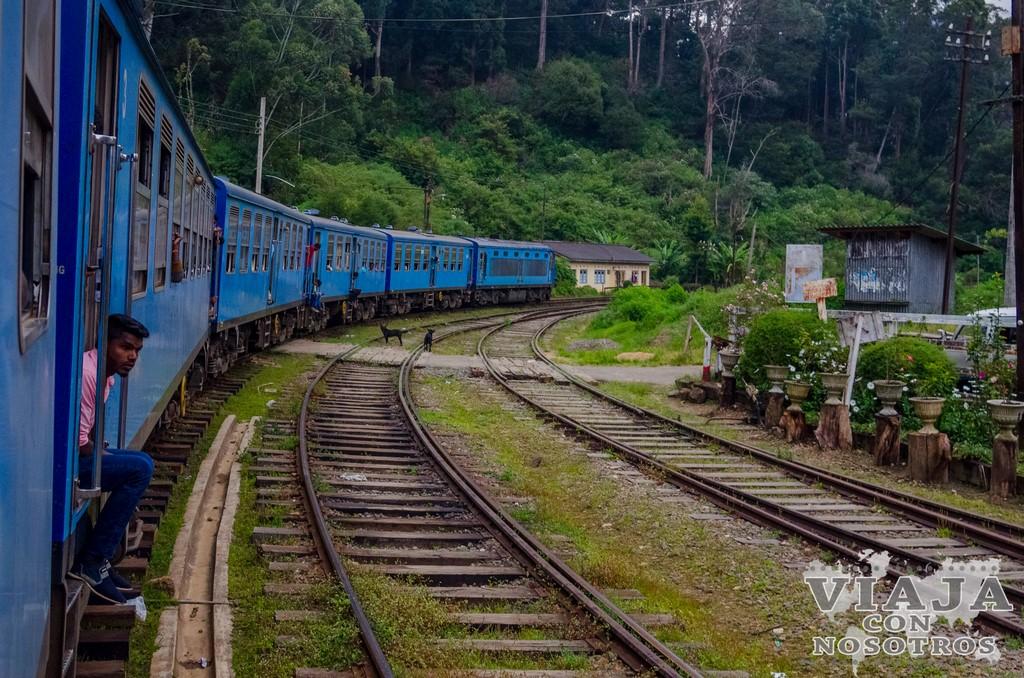 las mejores fotos de trenes de Sri Lanka