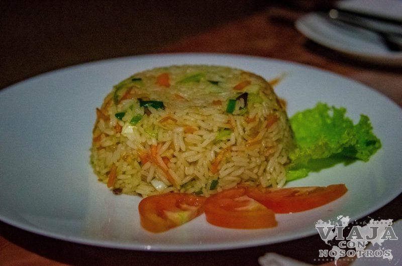 Que comer en Induruwa