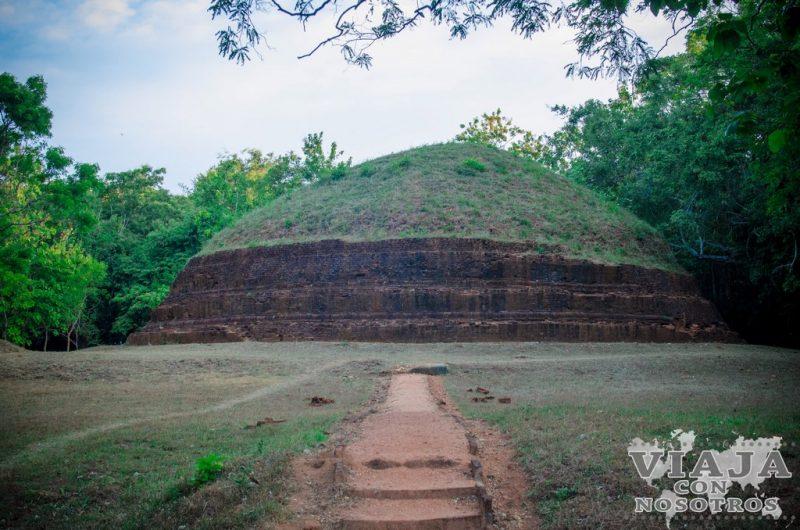 Stupa Ramakele Sigiriya