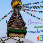 Madrid – Katmandu: Comienzo de nuestra aventura por Nepal