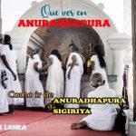 ANURADHAPURA – SIGIRIYA: Ciudad Imperial de Anuradhapura, Minneriya National Park Safari