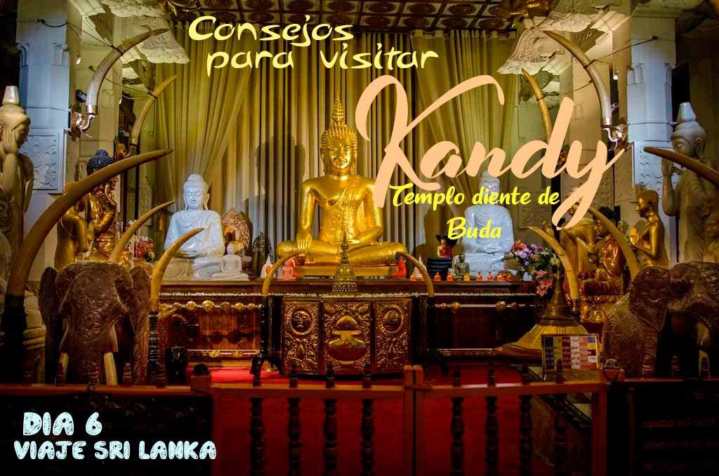 que ver y que hacer en Kandy