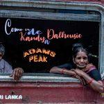 KANDY - DALHOUSIE: Ascensión al Pico de Adán o Adam´s Peak