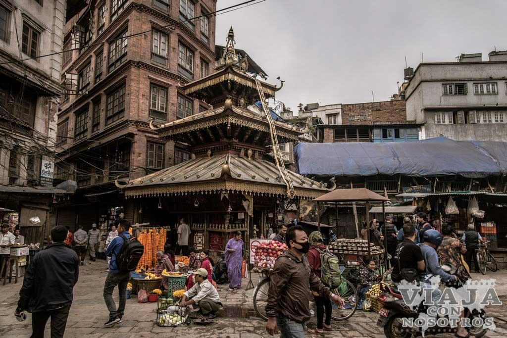 donde hospedarse en katmandu