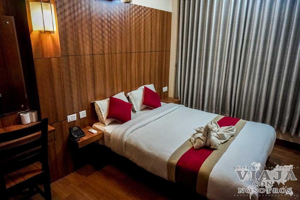 Los mejores hoteles y más económicos de Katmandu