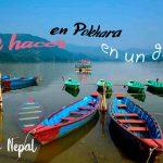 Pokhara: Pagoda de la Paz Mundial, Davis Falls, Cueva Mahendra, Lago Phewa