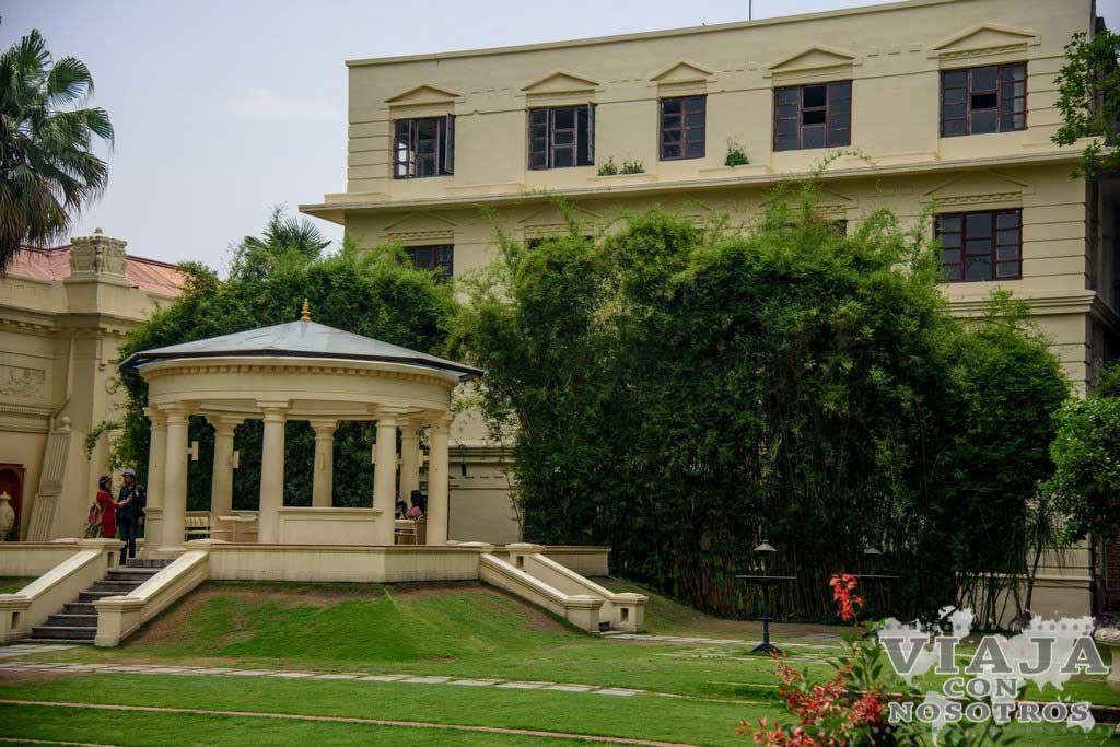 oficina de turismo katmandu