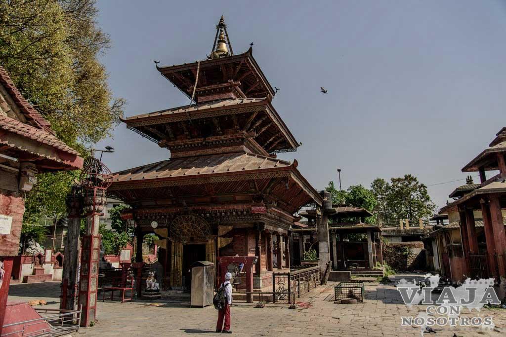 templo de los monos katmandu