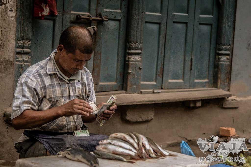 mercado Maru Tole katmandu