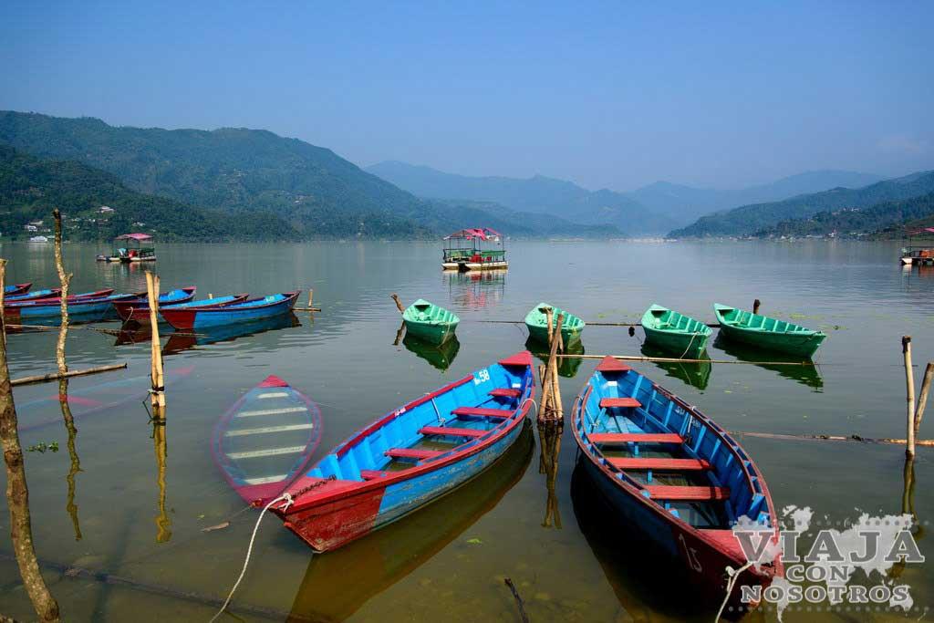 lago phewa pokhara