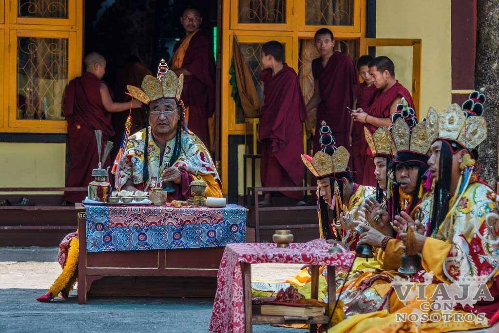 Shri Gaden Dhargyaling Monastery