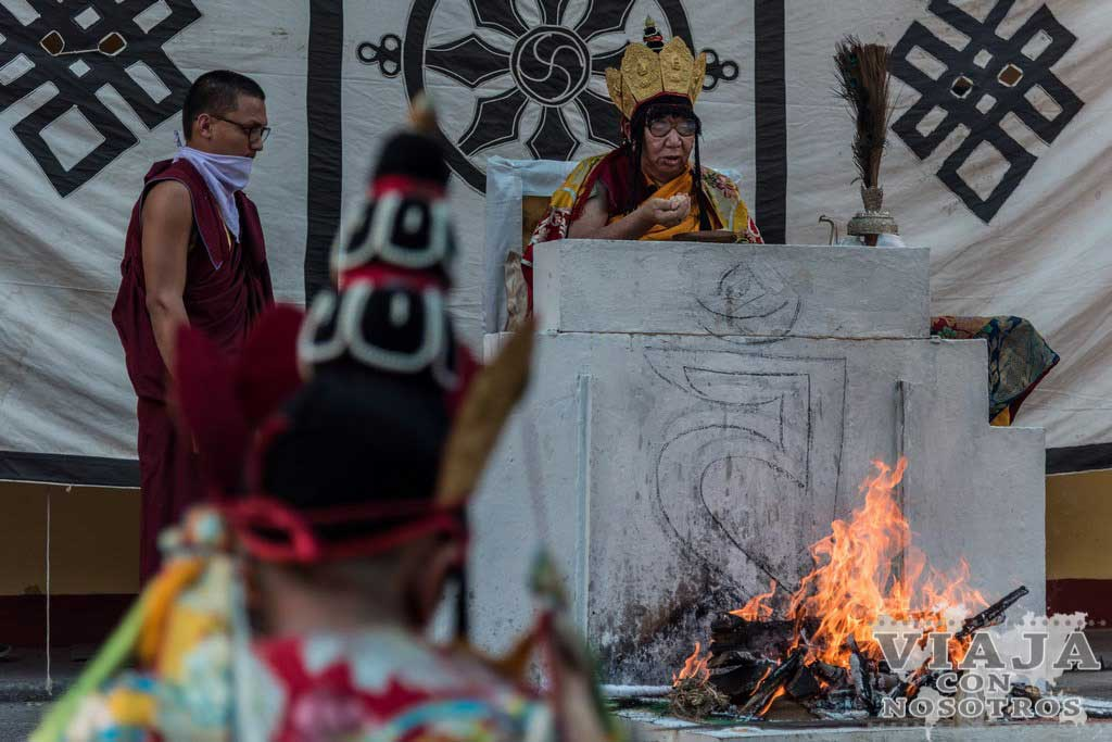 monasterio Shri Gaden Dhargyaling