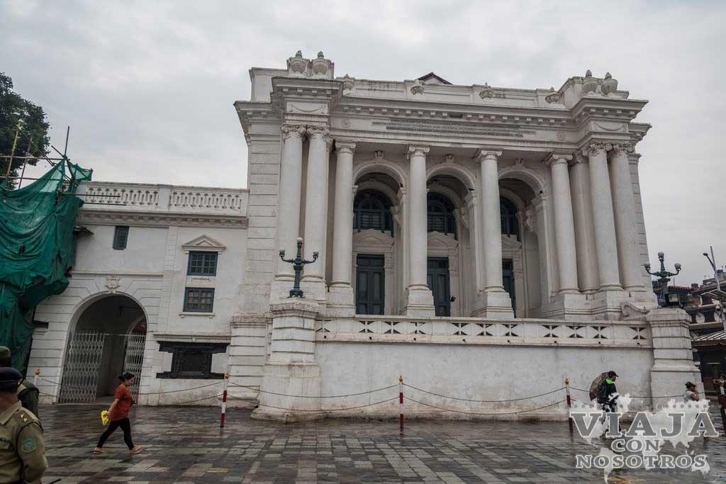 palacio gaddi gaithak katmandu