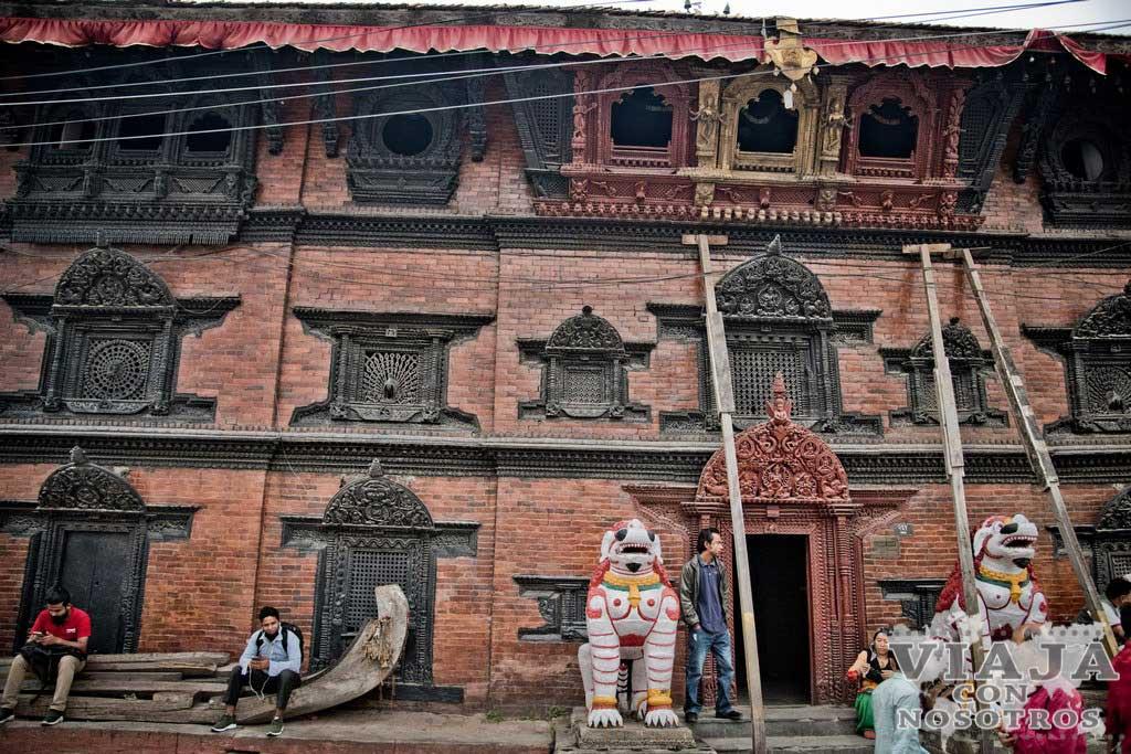 palacio kumari katmandu