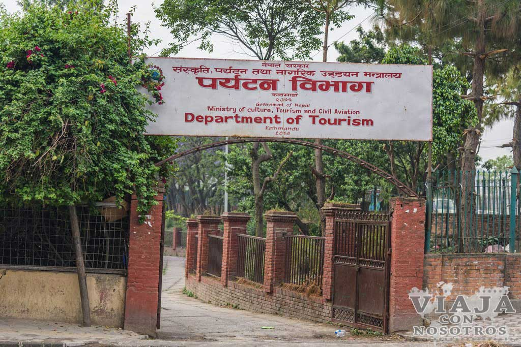 Nepal Tourism Board kathmandu